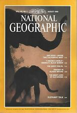 Mint Condition: National Geographic Magazine August 1989 Vol. 176 No. 2