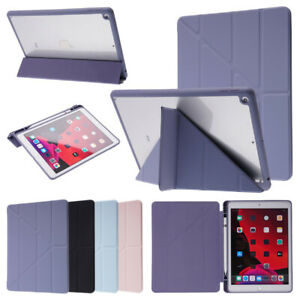 """Smart Leather Case Stand Shockproof Cover For iPad 5th 6th 7th 8th 9th Gen 10.2"""""""