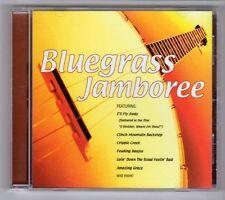(GY506) Bluegrass Jamboree, 16 tracks various artists - 2002 CD