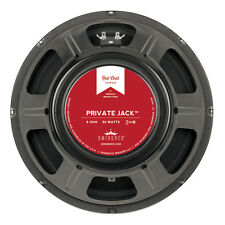 """Eminence Private Jack 12"""" Guitar Speaker Red Coat 8ohm 50W RMS 101dB Replacemnt"""