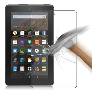 3 Stück Klar 9H Gehärtetes Glas Displayschutzfolie Für Amazon Fire HD 8 Tablet