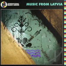 Various Artists-Music From Latvia CD   New