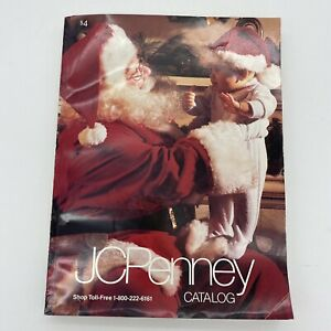 1993 JCPenney Christmas Toy Book Catalog