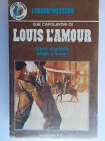 Gioco di pistole Alzati e muoriL'Amour louisLonganesi2 grandi romanzi western