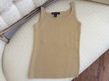 INC gold tank top