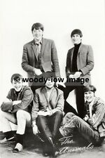 rp02338 - 1960's Pop Group - The Animals - photo 6x4