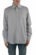"Dolce & Gabbana ""Basic"" Men's Multi-Color Striped Dress Shirts US 16.5 17 17.5"