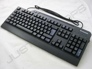 New Genuine Lenovo USB Smartcard UK English Keyboard KUS0866 51J0393 4X30E51040