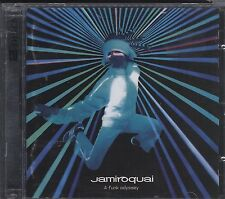 Jamiroquai - Funk Odyssey 2CD as pictured (no back cover)