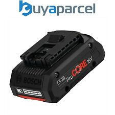 Bosch 1600A016GB ProCORE GBA 18v 4.0Ah Lithium Ion Battery Cordless