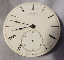Key Wind Movement -Best Offer- Vintage Philadelphia Watch Company Pocket Watch