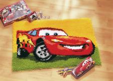 Vervaco Saetta McQueen Tappeto Multicolore