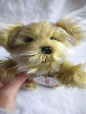 "Russ SPARKLE THE FUZZY PUPPY DOG 8"" Plush STUFFED ANIMAL Toy Glida's Club New"