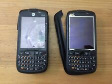 Motorola ES400 Mobile Phone And Barcode Scaner Lot of 2 for parts