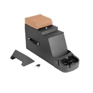 1976-1995 Jeep Wrangler & CJ Security Stereo Center Console with Spice Armrest
