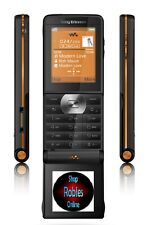 Sony Ericsson W350i Black (Ohne Simlock) 4Band 1,3MP Walkman FM MP3 Rarität GUT