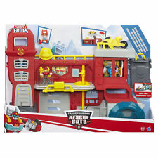 Playskool Heroes B5210EU40 Transformers Rescue Bots Griffin Rock Firehouse Toy