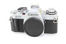 Classic Canon av-1 35mm SLR Film Camera. Corpo (Body N. 1570289).