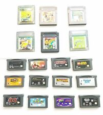Lot of 18 Game Boy Games