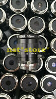 For 1pcs KEYENCE CV-L50 50mm 1:1.8 camera lens(Used)