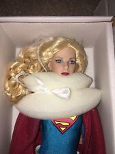 """Tonner DC Stars Supergirl 13"""" Collector Doll ~ MIB ~"""