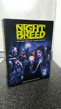 Nightbreed BluRay/DVD Dual Box Scream Factory Clive Barker