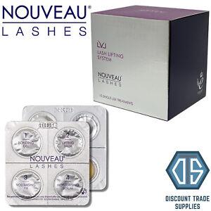 Nouveau Lashes LVL Enhanced Lash Lifting System 15 Single Use Treatments NL3LLS4