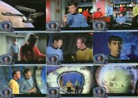 Star Trek TOS Archives and Inscriptions City on the Edge of Forever 44 card set
