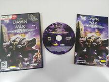 WARHAMMER 40000 DAWN OF WAR SOULSTORM TM JUEGO PC DVD-ROM EDICION ESPAÑA