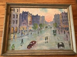 W. Netchy Painting  C. 1930,s