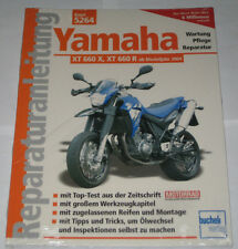 Reparaturanleitung Yamaha XT 660 X + XT 660 R, Baujahre ab 2004