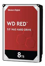 """WD 8TB Red NAS Hard Drive 3.5"""" SATA 6Gb/s 5400 RPM 256MB Cache VAT RECEIPT"""