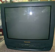"Panasonic PV-C2060 20"" CRT TV/VCR Combo FM Radio (RETRO GAMING) Great condition!"