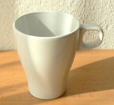 Kaffeetasse Kaffeebecher Tasse Becher Kaffee, weiß, Ikea Färgrik, 0,25 L, neu