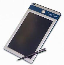 """Boogie Board Jot 8.5"""" LCD Schreibtablett schreiben zeichnen Notiz Stylus blau"""