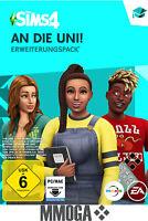 Die Sims 4 - An die Uni! / Discover University DLC - PC MAC EA Origin Spiel Code