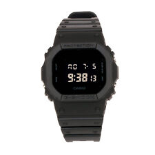 Casio G-Shock DW5600BB-1 Black Flash Buzzer Alarm Shock Resistant Digital Watch