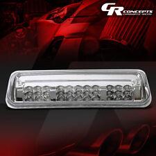 2-ROWS LED 3RD THIRD TAIL BRAKE LIGHT CARGO LAMP CHROME FOR 04-08 F150/MARK LT