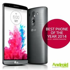 LG G3 Android 4G LTE WIFI GPS 32GB Memory 3GB RAM 5.5 Inch HD Smartphone