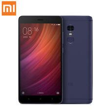"Xiaomi Redmi Note 4 3GB+64GB Android Dual SIM 5.5"" Deca Core Blue Smartphone"