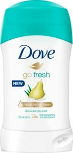 Dove Go Fresh Pear and Aloe Deodorant Roll-on Stick 40ml