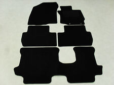 Mitsubishi Outlander 7 Seater AUTO 2013-on Tailored Deluxe Car Mats in Black