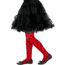 Ladybird a puntini Collant PER BAMBINI COCCINELLA COLLANT Accessorio Costume