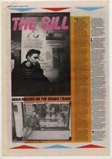 Billy Bragg UK Interview 1984