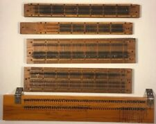Lot of 5 Vintage Pipe Organ Pedal/Key Boards For Repurpose/Ornate Art or Decor#2