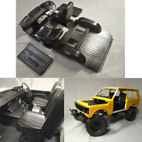 Interior Set for Classic Range Rover Hard Body Traxxas TRX-4 Axial SCX10 II 1/10