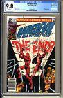 "DAREDEVIL #175  CGC 9.8 WP NM/MT ""Newsstand""  Marvel 1981  Frank Miller Elektra"