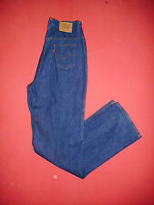 Levis 060230214 W32 L38 Azul Denim Jeans de hombre B104