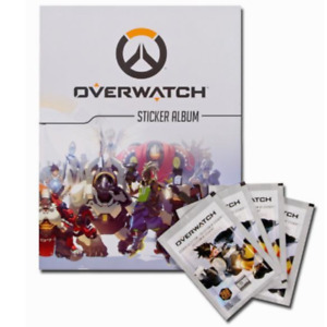Overwatch stickers 1-288 message me for a price on the stickers you need