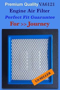 Engine Air Filter For Dodge Journey 09-19 High Quality AF6121 Perfect Fit